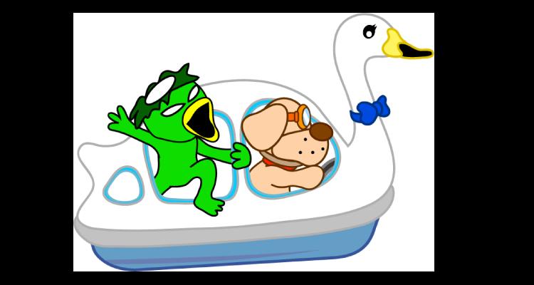 白鳥ボート01
