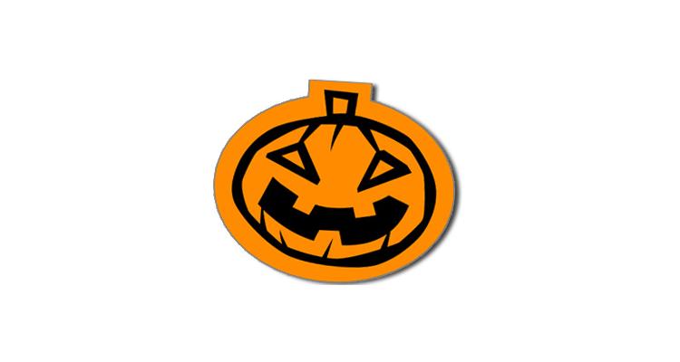 かぼちゃのカード