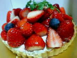 fruit tarte